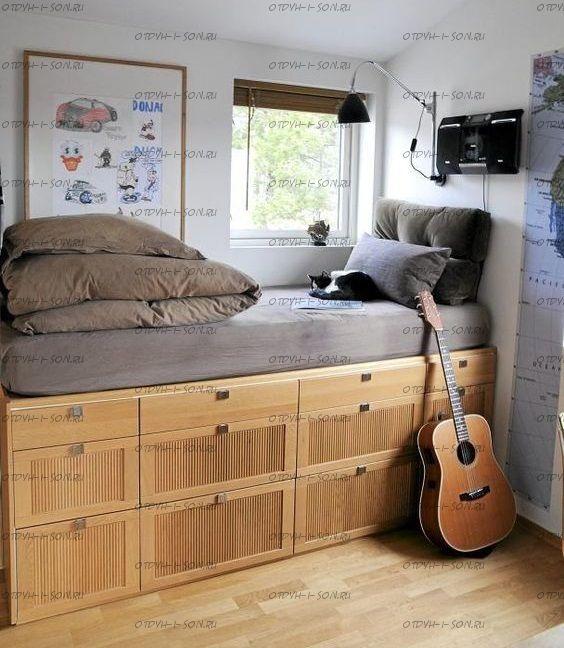 Кровать чердак Фокси №20