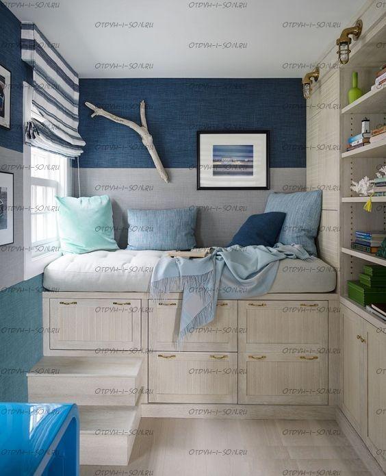 Кровать чердак Фокси №17