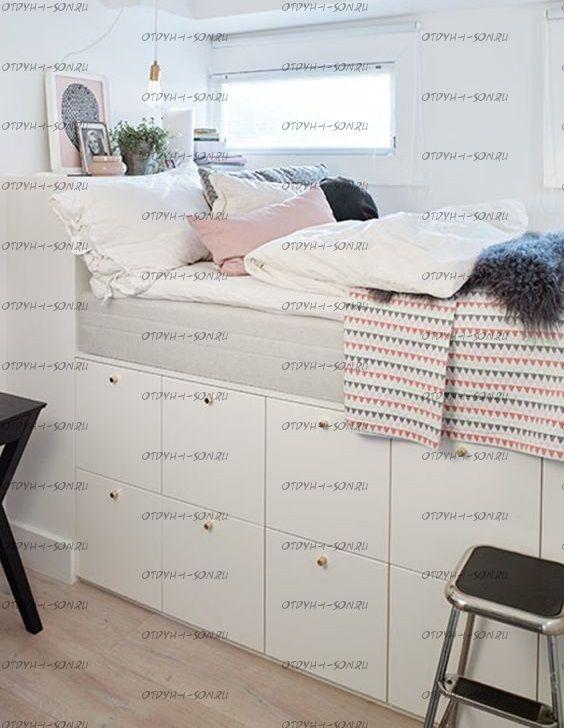 Кровать чердак Фокси №14