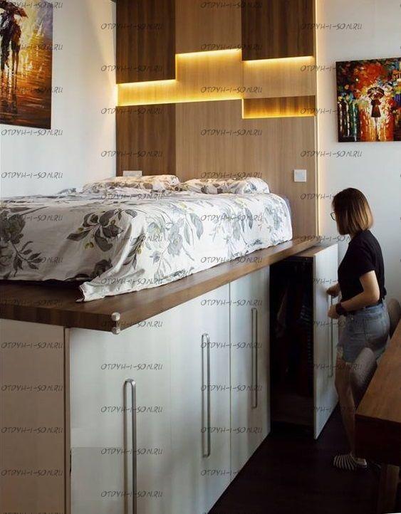Кровать чердак Фокси №11
