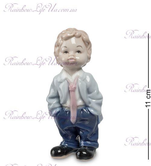 "Фигурка мальчик в галстуке JP-29/13 ""Pavone"""