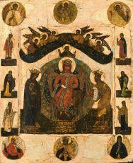 Икона Богородицы София Премудрость Божия