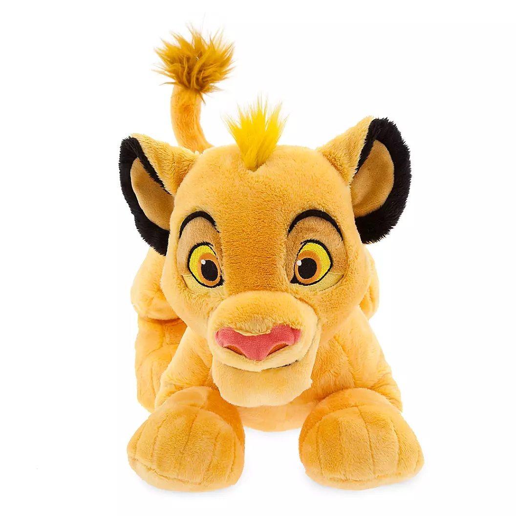 Симба Король Лев 30 см Disney Store