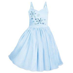 Костюм платье Эльзы Холодное сердце с трико Disney Store