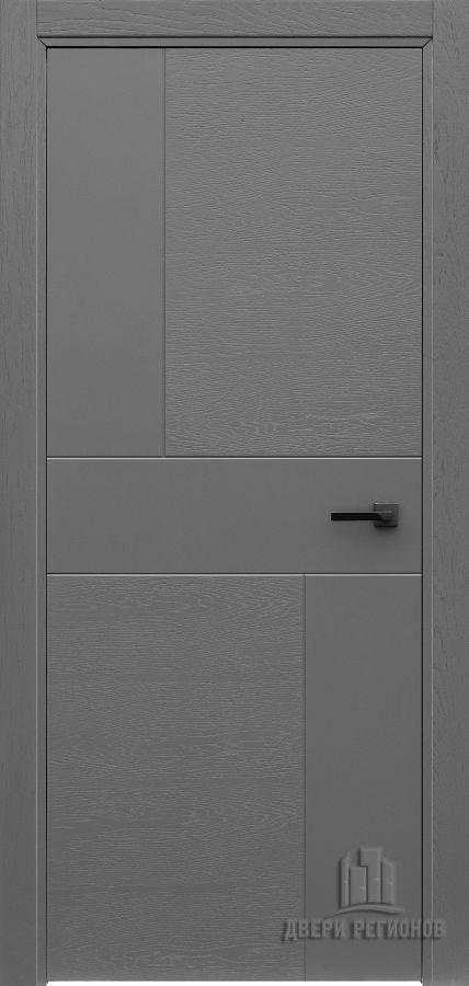 Дверь межкомнатная Fusion Grigio (Ral 7015) Глухая
