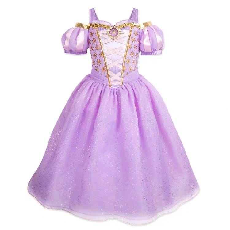 Рапунцель платье, карнавальный костюм Disney Store