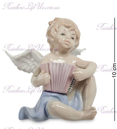 """Фигурка ангелочек с гармошкой JP-16/ 6 """"Pavone"""""""