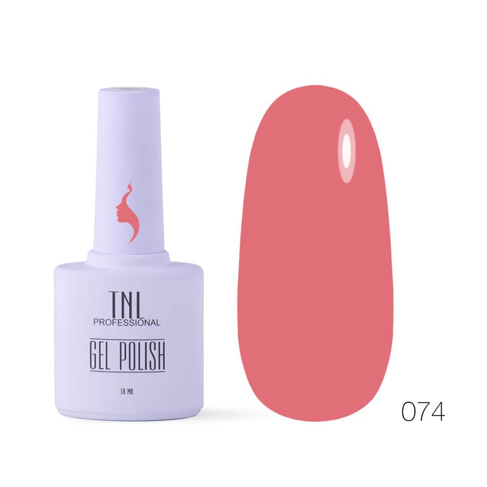 TNL гель-лак 8 чувств 074 паприка, 10ml