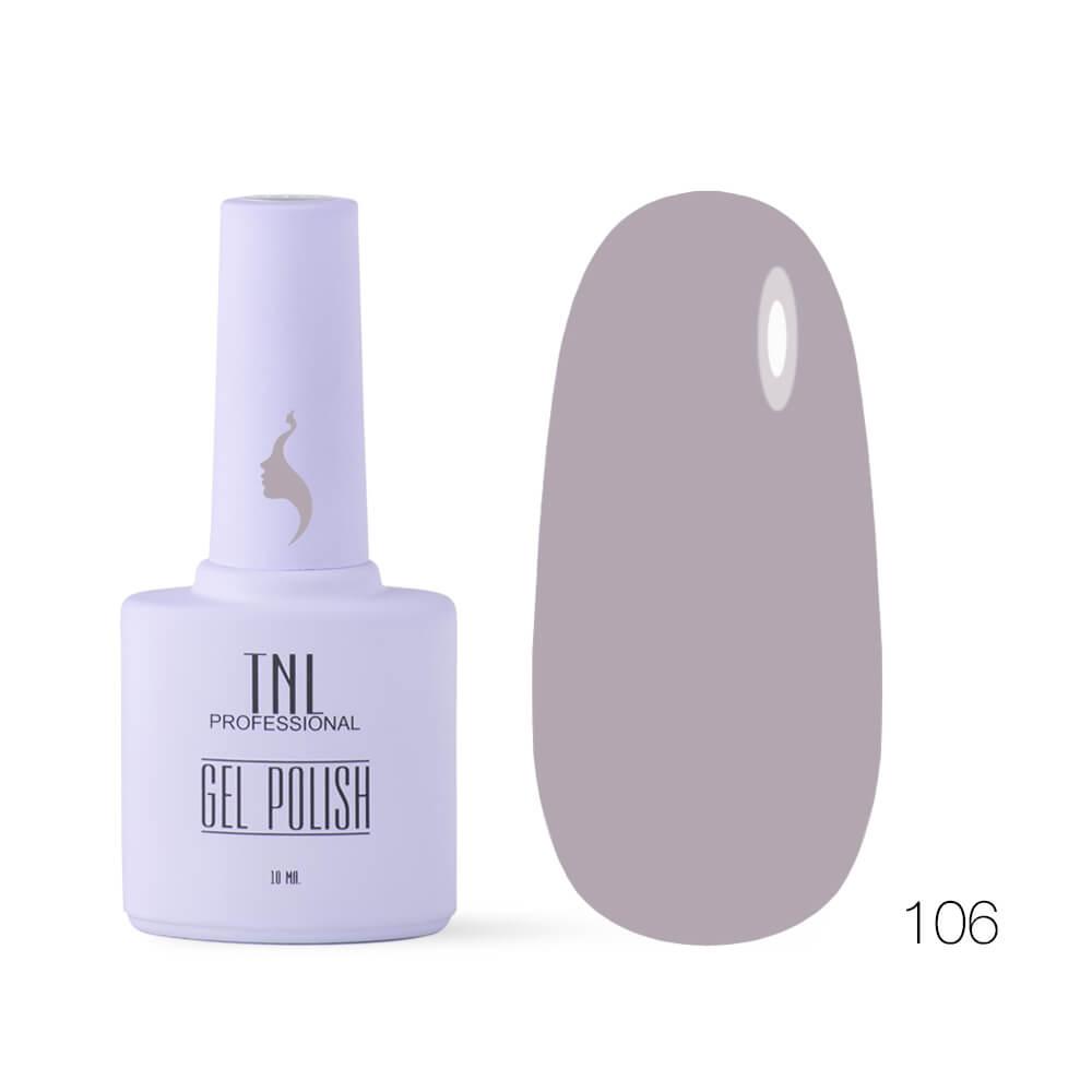 TNL гель-лак 8 чувств 106 сфинкс , 10ml