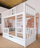 Кровать двухъярусная Классика №9