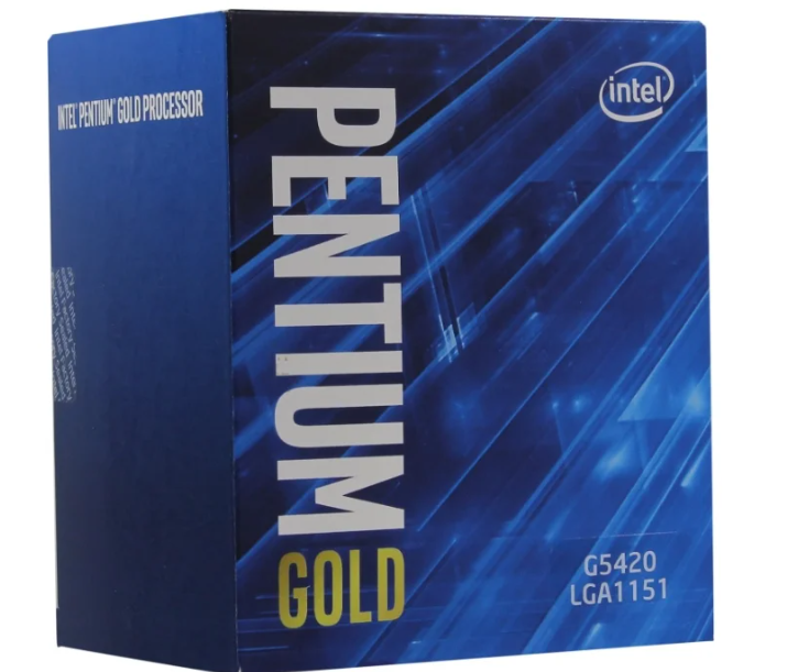 Процессор INTEL CPU Desktop Pentium G5420 box BX80684G5420
