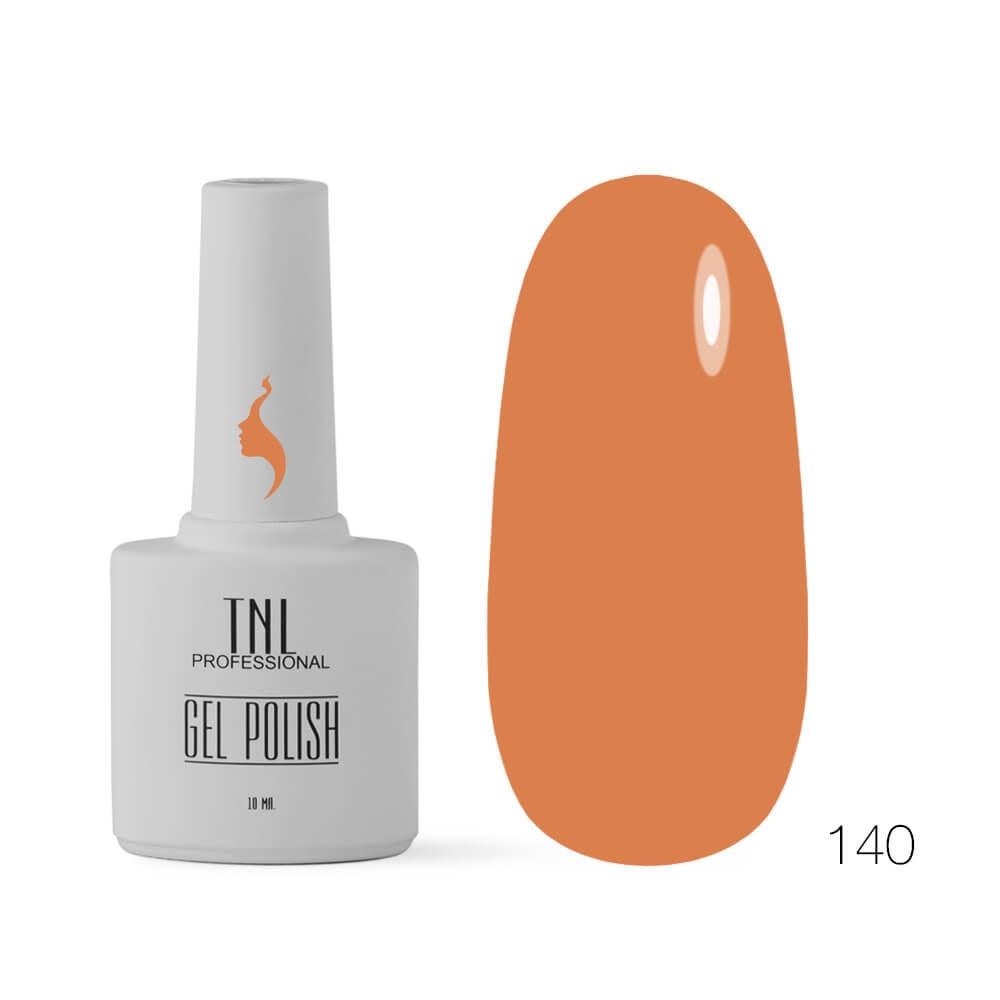 TNL гель-лак 8 чувств 140 сладкий апельсин, 10ml
