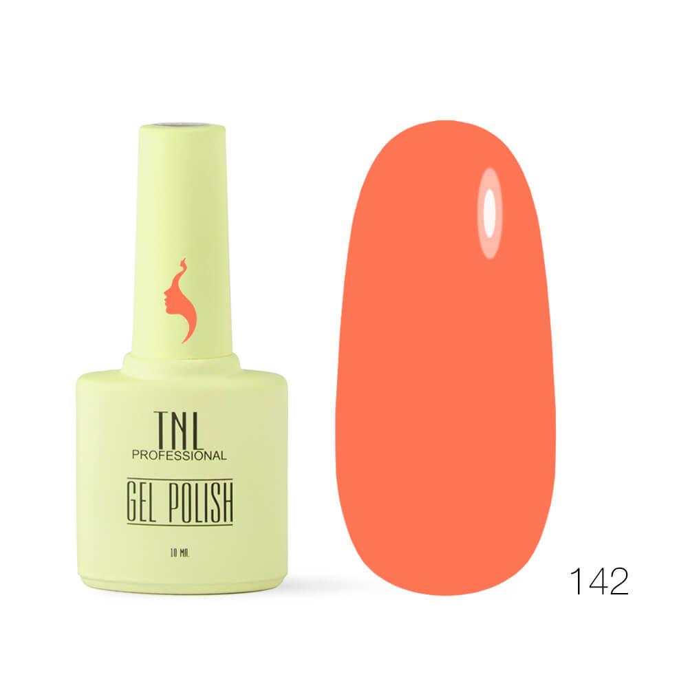 TNL гель-лак 8 чувств 142 имбирные специи, 10ml