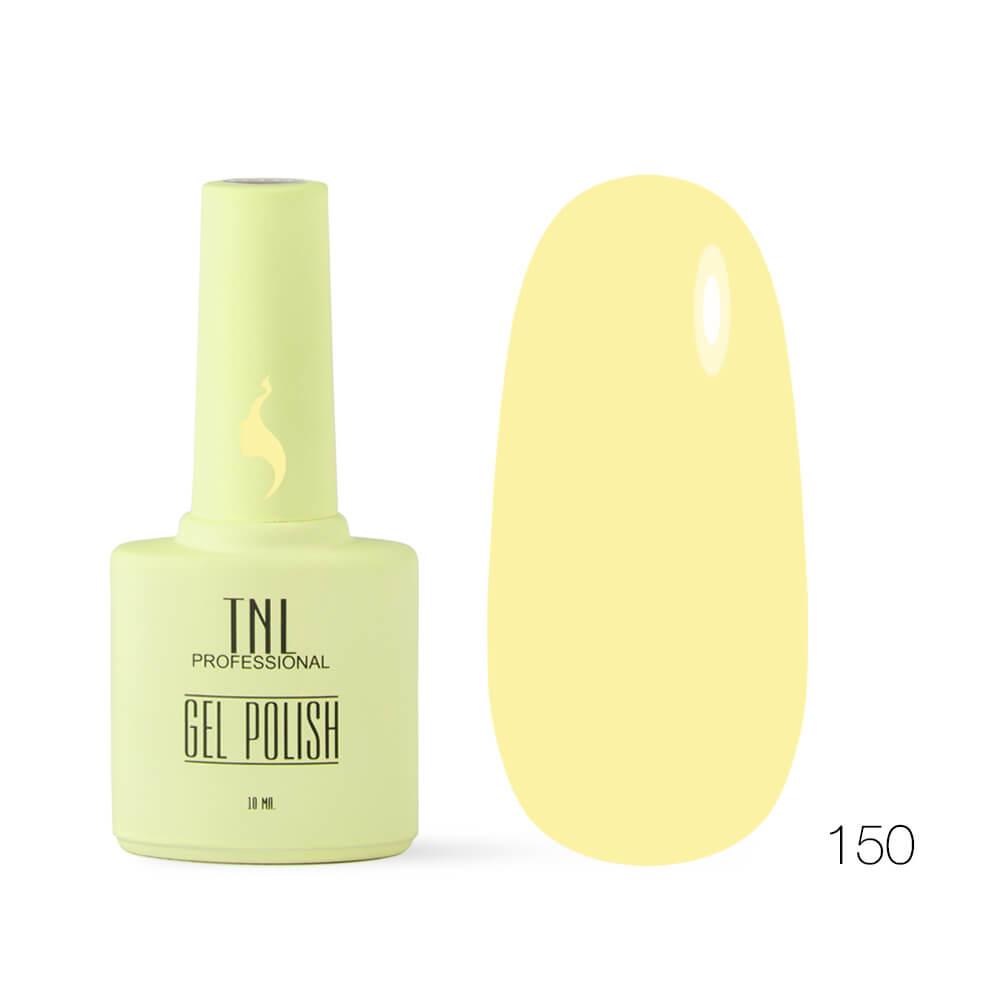 TNL гель-лак 8 чувств 150 лимонад , 10ml