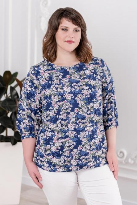 Блуза женская арт.0942-54, штапель