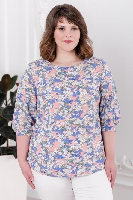 Блуза женская арт.0942-33, штапель