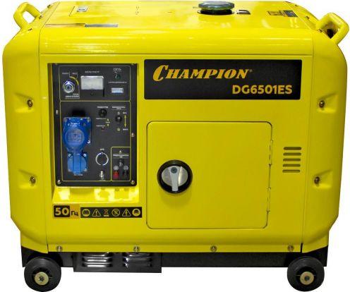 CHAMPION DG6501ES +ATS