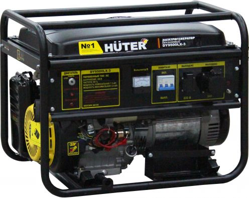 Huter DY9500LX-3 (7500 Вт)