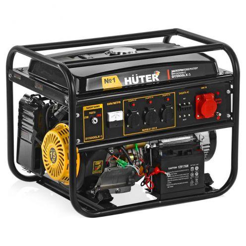 Huter DY8000LX-3 (6500 Вт)