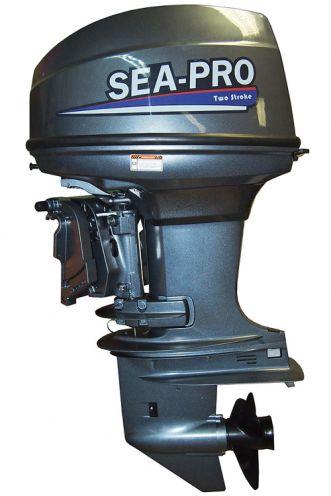 Лодочный мотор Sea-Pro Т 40 S&E