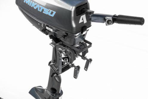 Лодочный мотор Mikatsu M 4 FHS