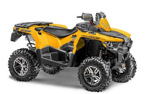 Stels ATV 800 Guepard ST