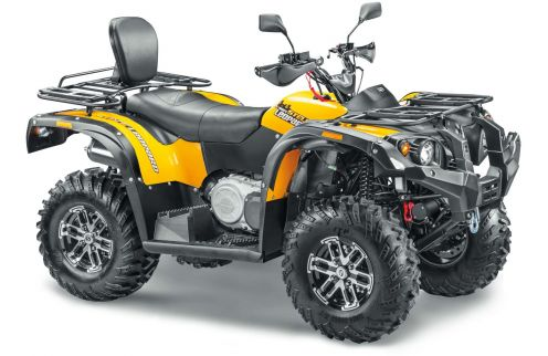 Stels ATV 600 YS Leopard