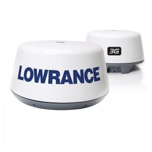 Lowrance BroadBand 3G Radar