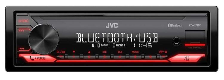 Автомагнитола JVC KD-X272BT