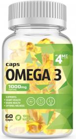 4Me Nutrition Omega 3 1000 mg 60 капс
