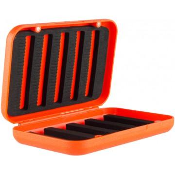 Коробка    Helios HS-ZY-042 14х9х3  для мушек и мормышек