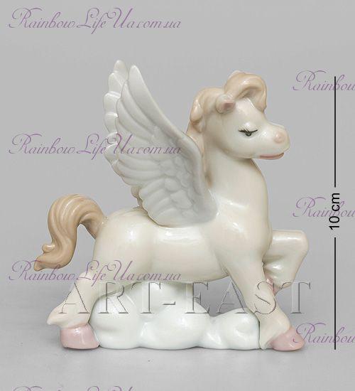 """Фигурка лошадка - ангел JP-61/ 5 """"Pavone"""""""