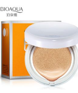 BB Cushion Cream -крем нового поколения «BIOAQUA» -  слоновая кость.(9815)