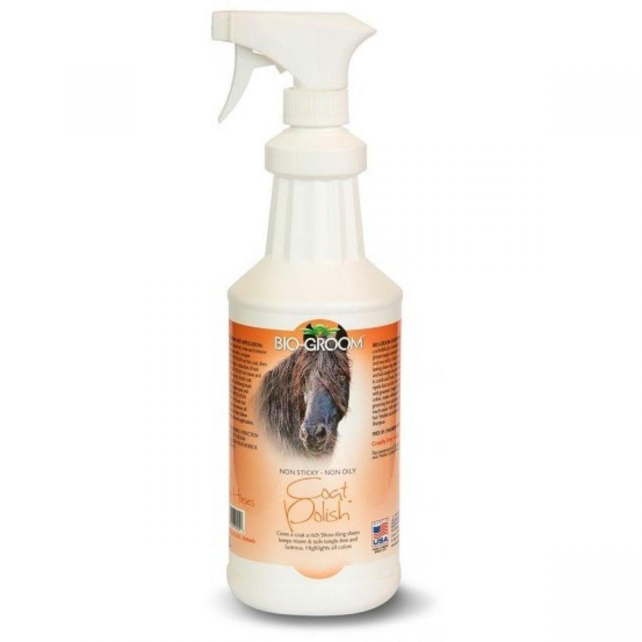 Bio-Groom         Coat Polish Horse .Блеск Антиколтун