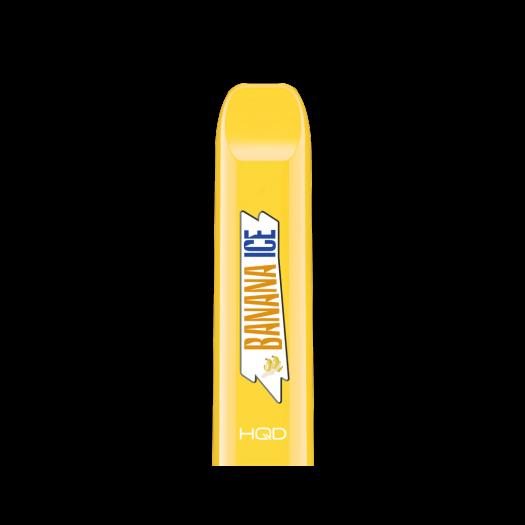 Электронная сигарета HQD V2 Банан
