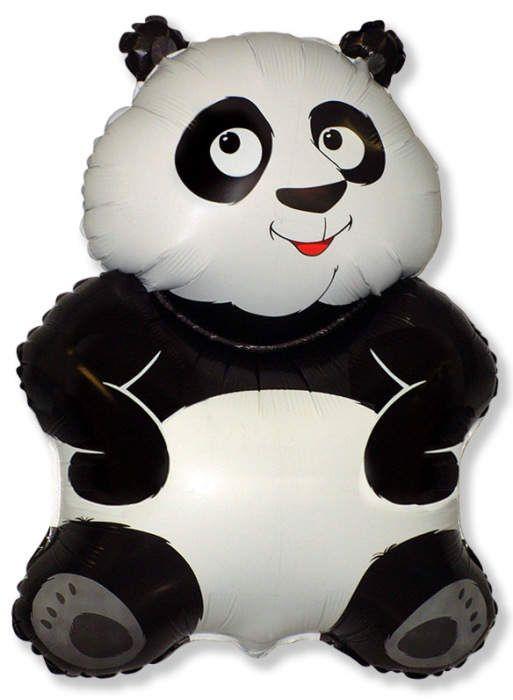 """Шар фольгированный 30"""" «Панда»"""