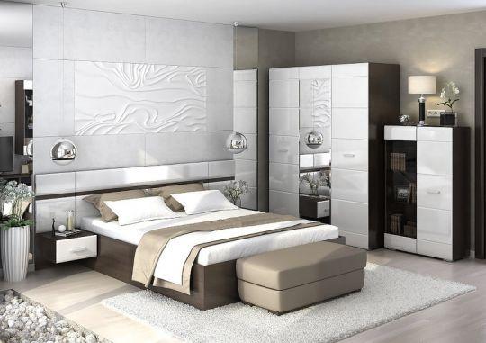 Спальня Вегас (вариант 2)