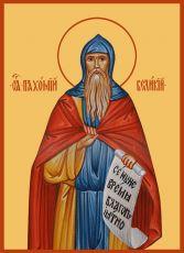 Икона Пахомий Великий преподобный