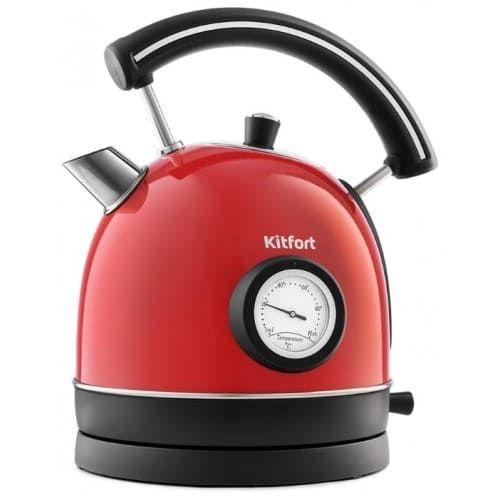 Чайник KitFort КТ-688-1 (красный)