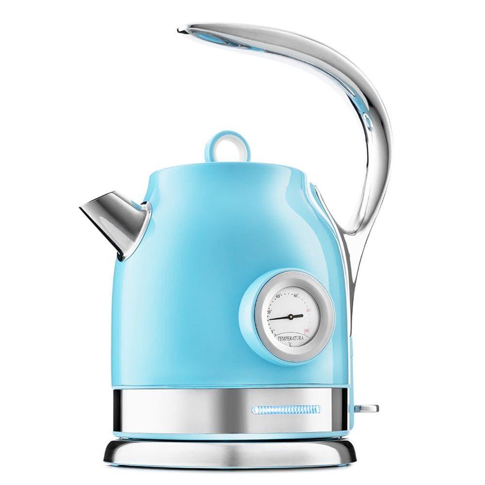 Чайник KitFort КТ-694-2 (голубой)