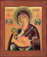 Утоли моя болезни икона Божией Матери