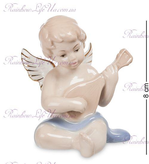 """Статуэтка ангелочек - музыкант JP-14/ 5 """"Pavone"""""""