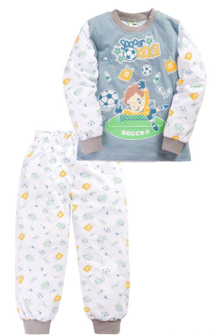 Пижама для мальчика Футбол