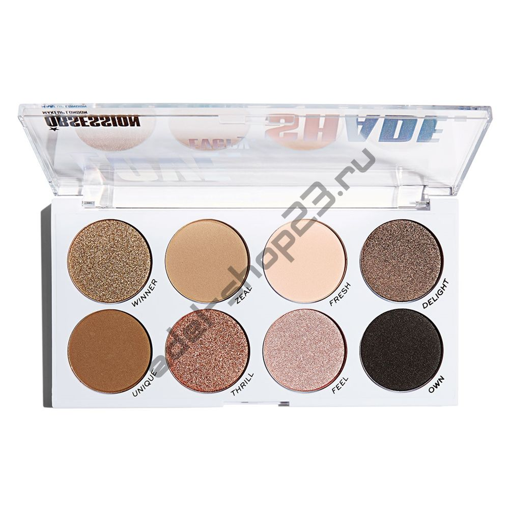 Obsession - Love Every Shade Eyeshadow Palette