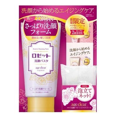 "537671""ROSETTE"" ""age clear""Набор для зрелой кожи Пенка для умывания для норм. и жирной кожи 120г+"