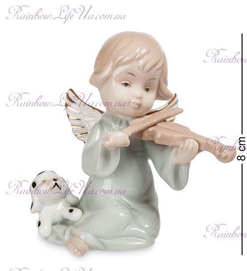 "Статуэтка ангелочек скрипач JP-14/ 4 ""Pavone"""