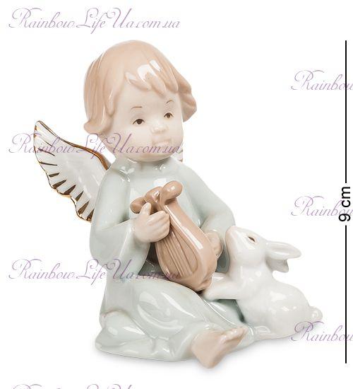 "Статуэтка ангелочек с флейтой JP-14/ 2 ""Pavone"""