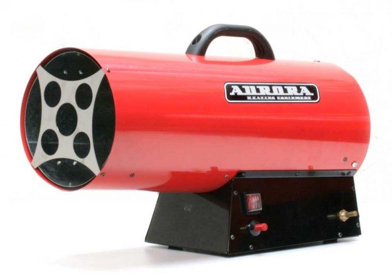 Тепловая пушка GAS HEAT-30 газовая без регулятора мощности