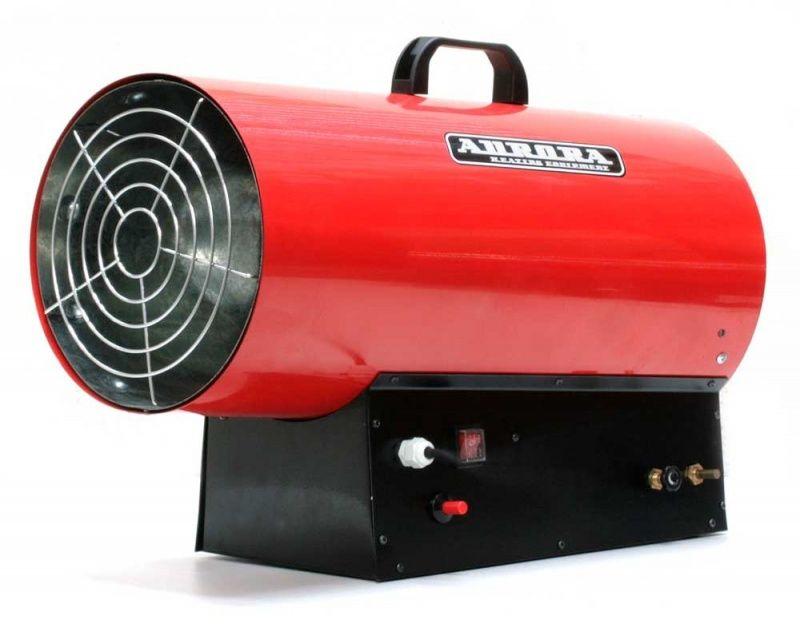 Тепловая пушка GAS HEAT-50 газовая