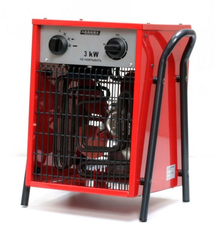 Тепловентилятор HEAT-3000